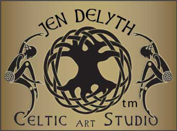 celtic art studio logo